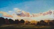 Sunset at Green Hill Park